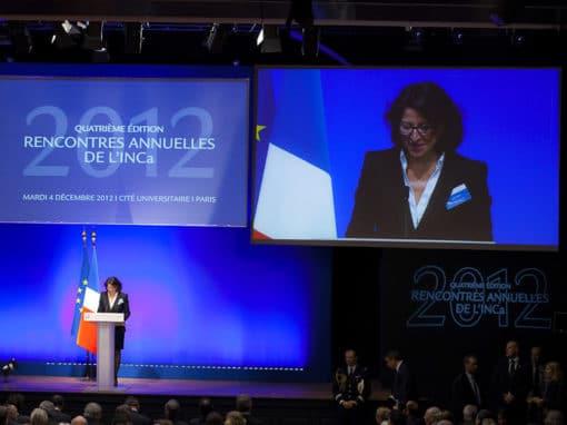 Conférence Institut Cancer F. Hollande
